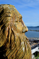 Carving, Campbell River